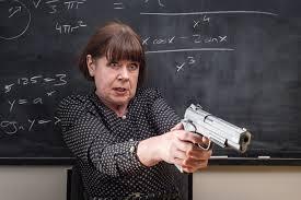 Ideologia de gen, predată cu patos de o profesoară