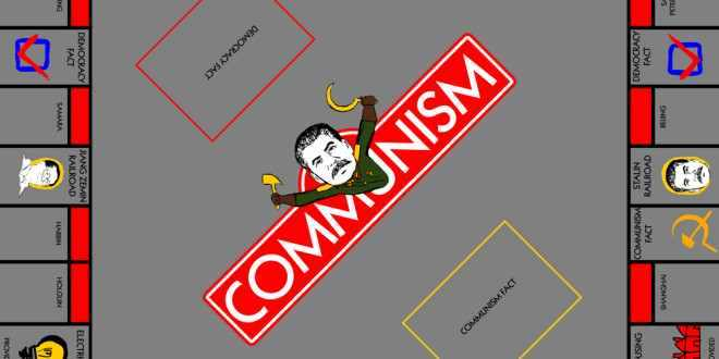 NeoComunism: renunțarea psihologică la proprietate- dezrădăcinarea